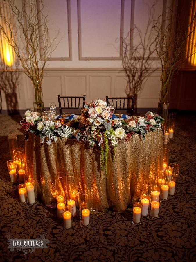 Ivey Pictures | Bohemian Reception Decor