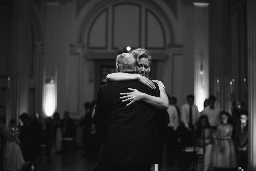 Father Daughter Dance | A Romantic Modern Wedding At The Treasury on the Plaza, St. Augustine