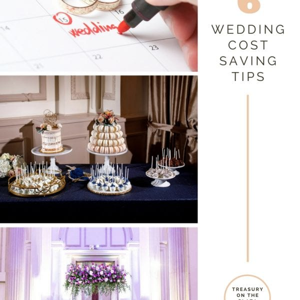 6 Wedding Cost Saving Tips From The Treasury on the Plaza Featured Image