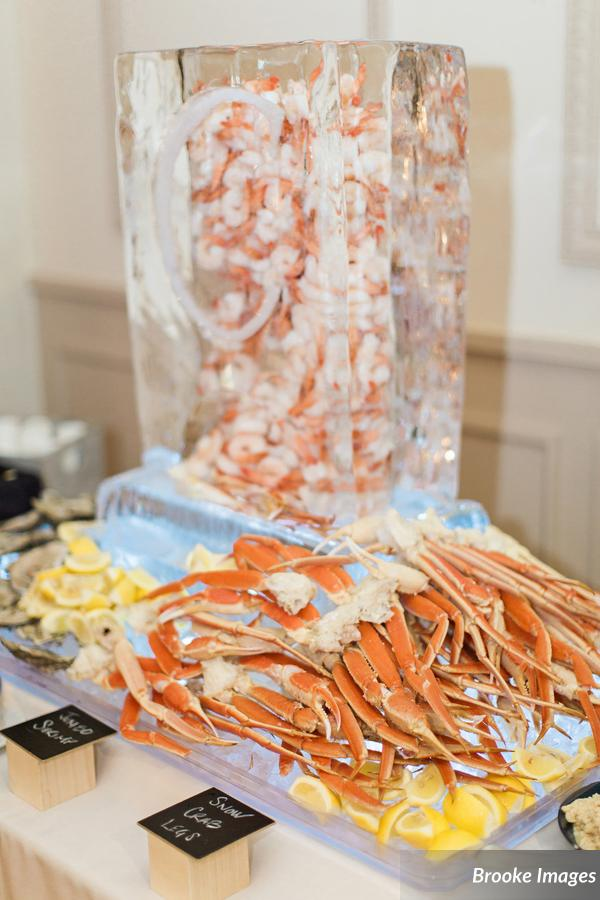 Choose a venue with flexible catering options | Wedding Cost Saving Tips From The Treasury on the Plaza