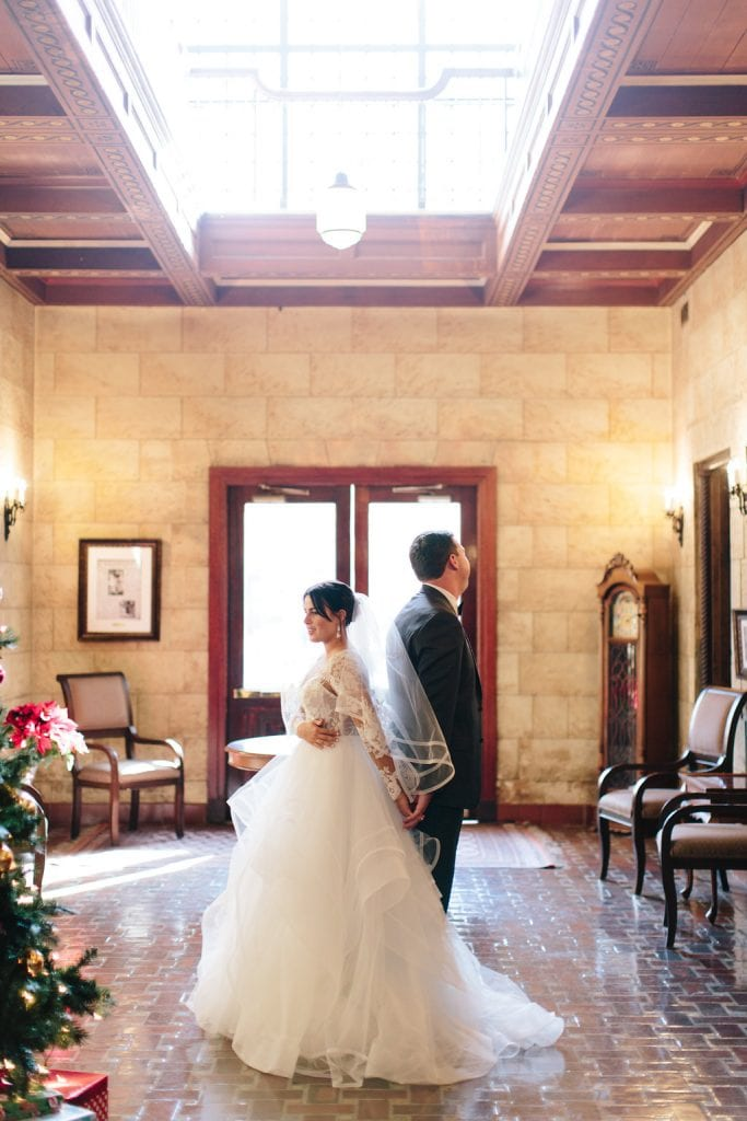 First Look | Vault Wedding in St. Augustine, Florida | Treasury Blog