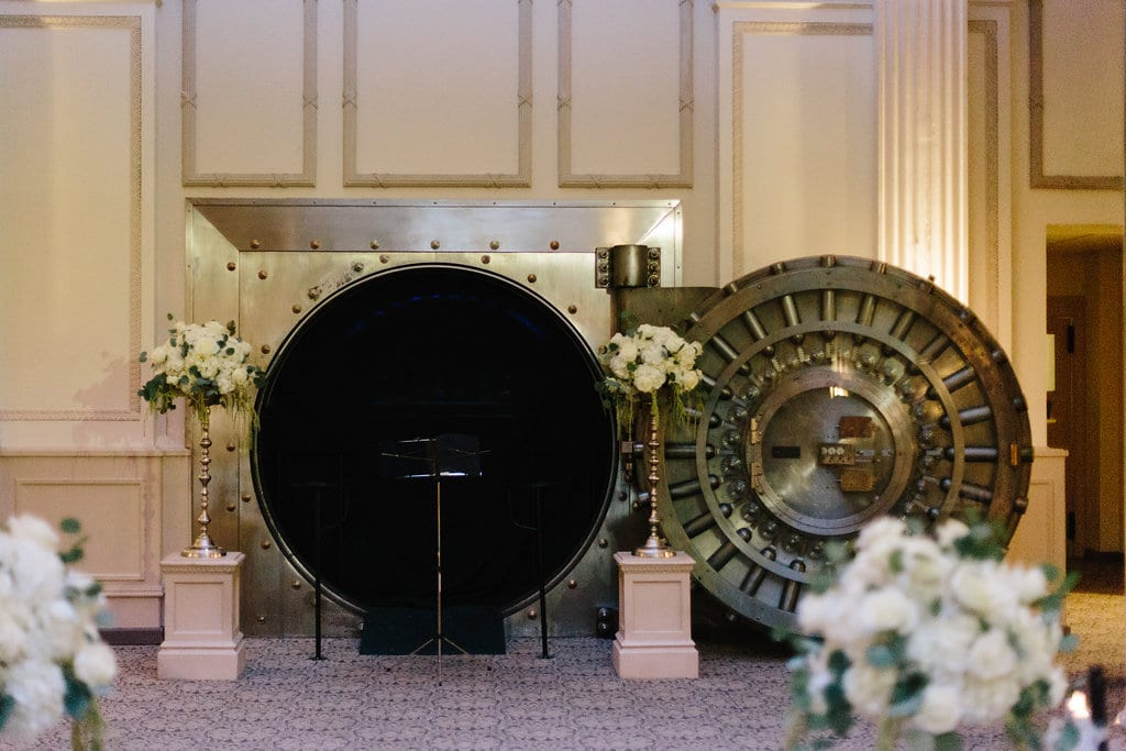 Vault Wedding in St. Augustine Florida | Treasury Blog