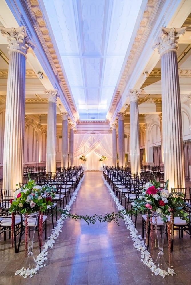 6 Stunning Wedding Ceremony To Reception Transformation Ideas