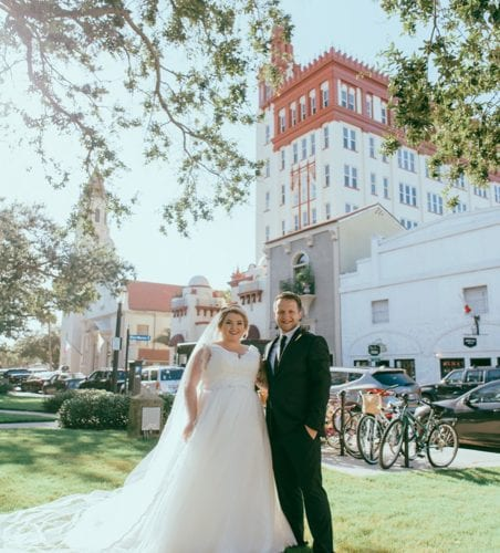 St. Augustine Wedding Venues on the Plaza de la Constitución | The Treasury on the Plaza
