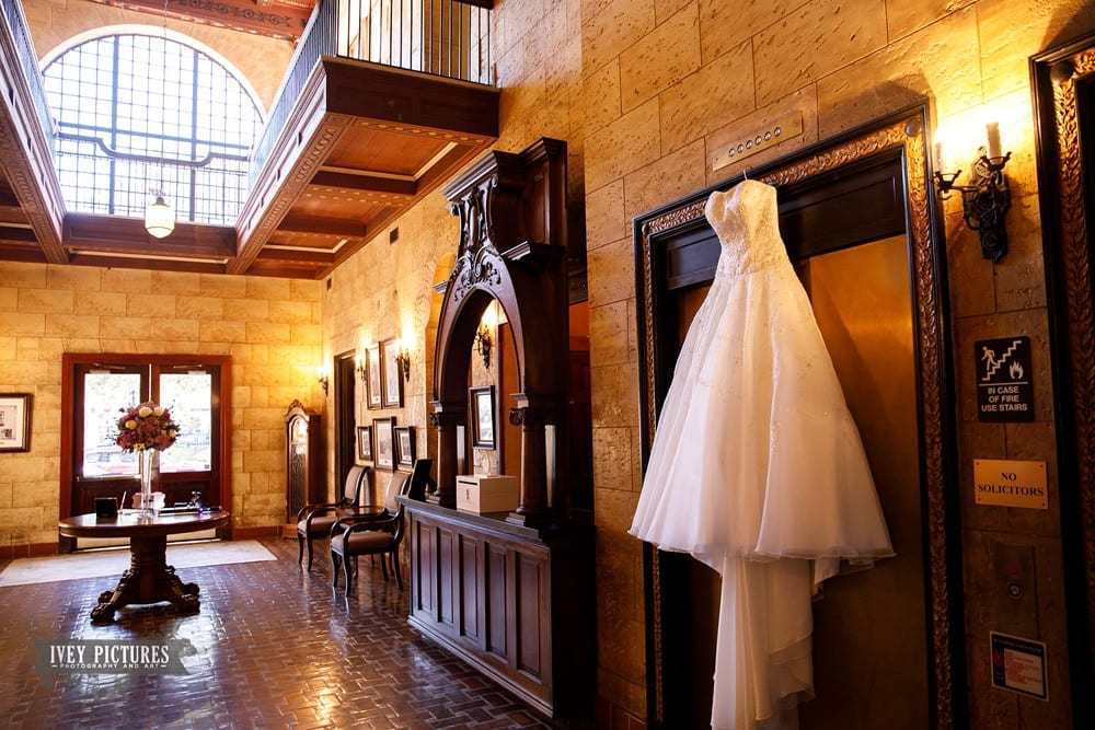 Grande Foyer | St. Augustine Wedding Venue | The Treasury on the Plaza