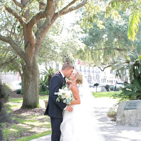 Plaza de la Constitución | St. Augustine Wedding Venue | The Treasury on the Plaza