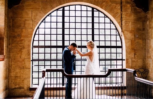 Grande Foyer | St. Augustine Wedding Venue | The Treasury on the Plaza