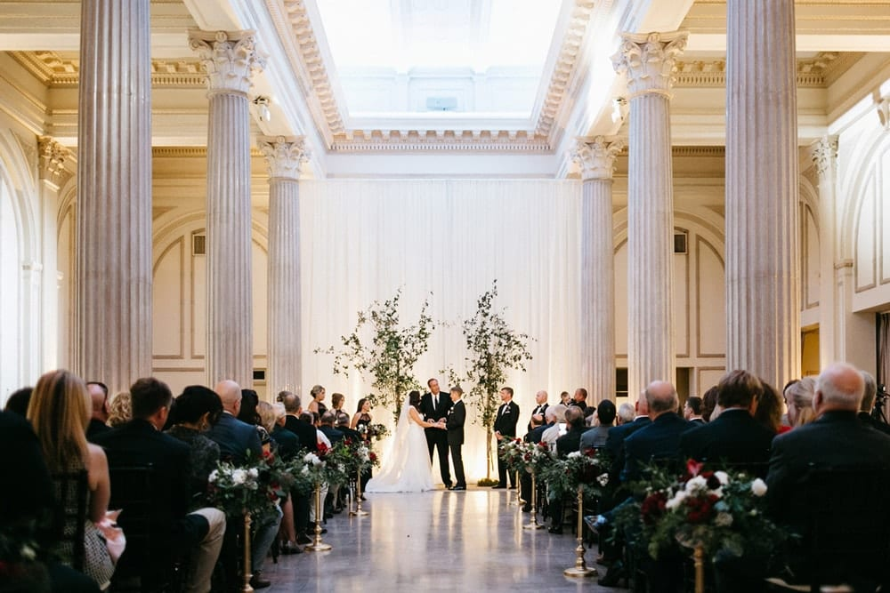 Wedding Ceremony | St. Augustine Wedding Venue | The Treasury on the Plaza