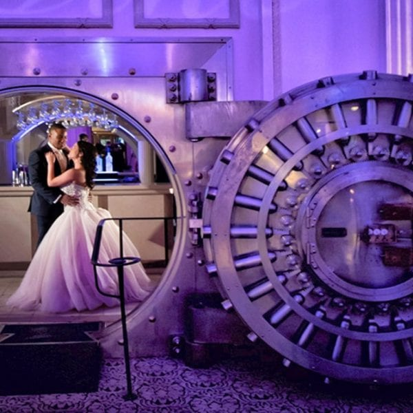 Vault Bar | St. Augustine Wedding Venue | The Treasury on the Plaza