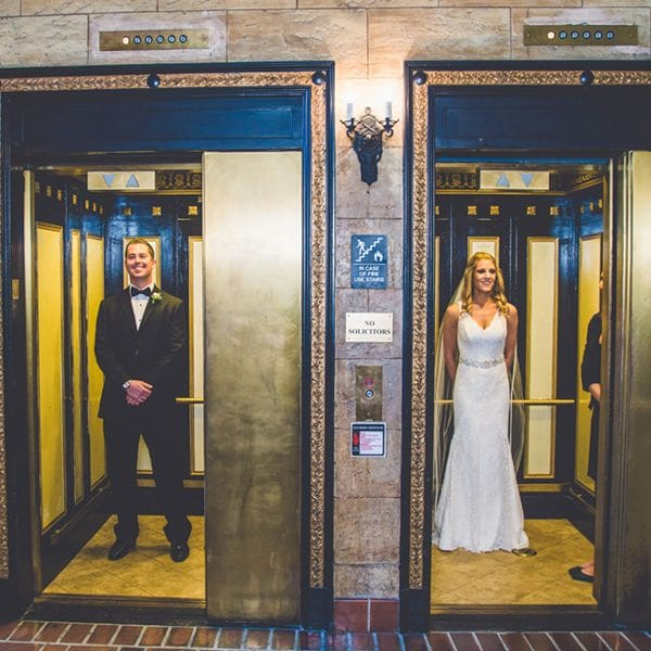 First Look St. Augustine Wedding Venue | The Treasury on the Plaza