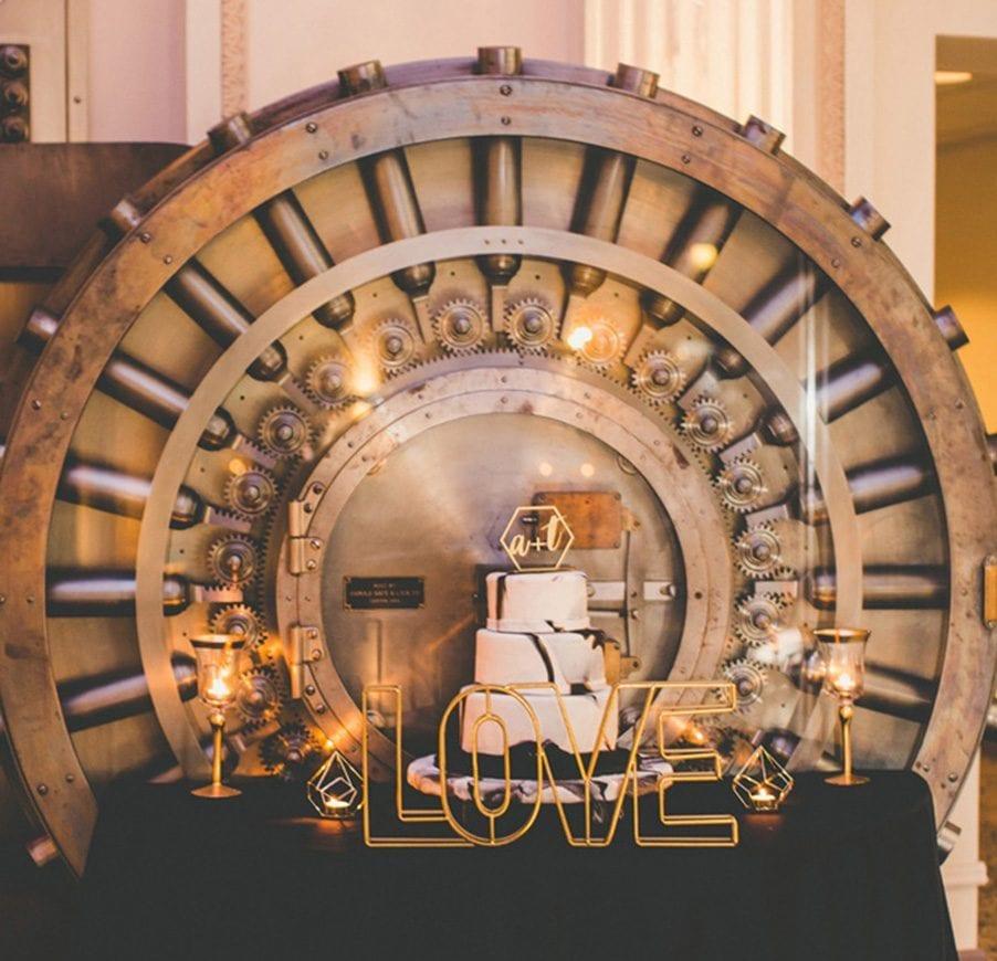 Vault Bar | St. Augustine Wedding Venue | The Treasury on the Plaza