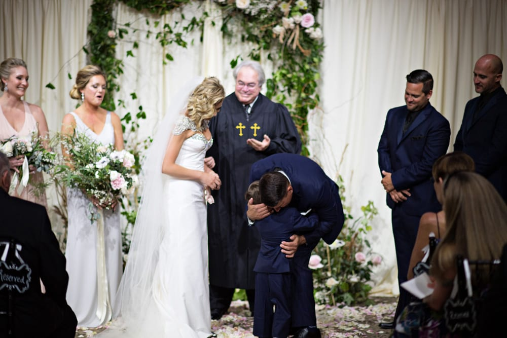 Include your kids in your wedding ceremony | Treasury on the Plaza