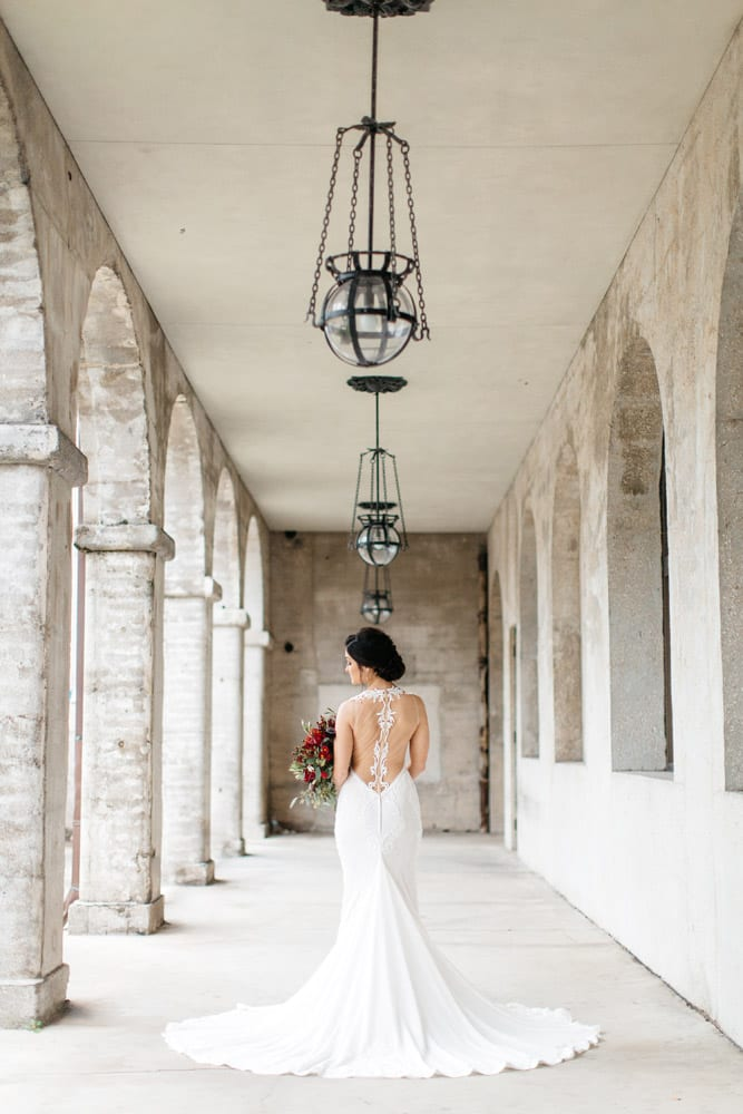 Kirsten + JC   Treasury on the Plaza Wedding Full of Surprises for Guests   St. Augustine Wedding Venue