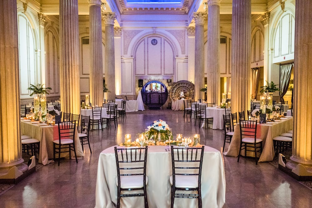 6 Stunning Wedding Ceremony To Reception Transformation Ideas