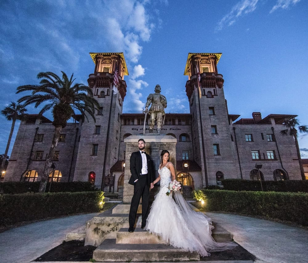 Lightner Museum | Historic St. Augustine | St. Augustine, Florida | Best Destination Wedding Locations