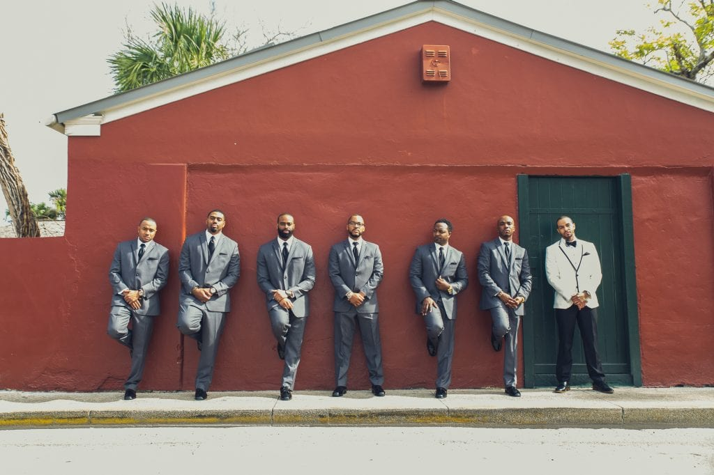 Tamisha + Jason | A Fun Elegant Wedding in St. Augustine | Treasury Blog
