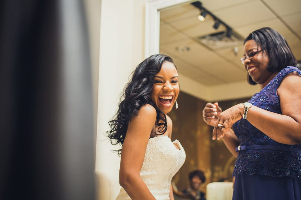 Bridal Suite | Tamisha + Jason | A Fun Elegant Wedding in St. Augustine | Treasury Blog