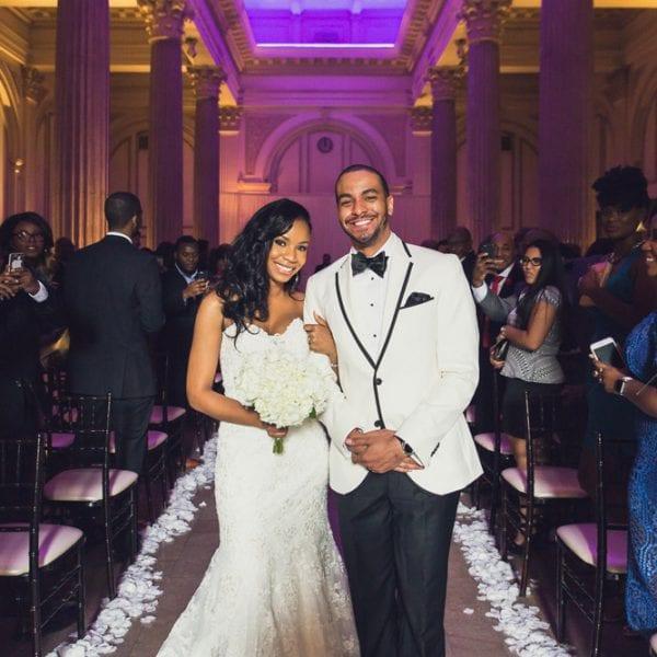 Tamisha + Jason | A Fun, Elegant Wedding in St. Augustine Featured Image