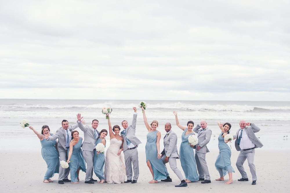 Beach Wedding St Augustine Florida