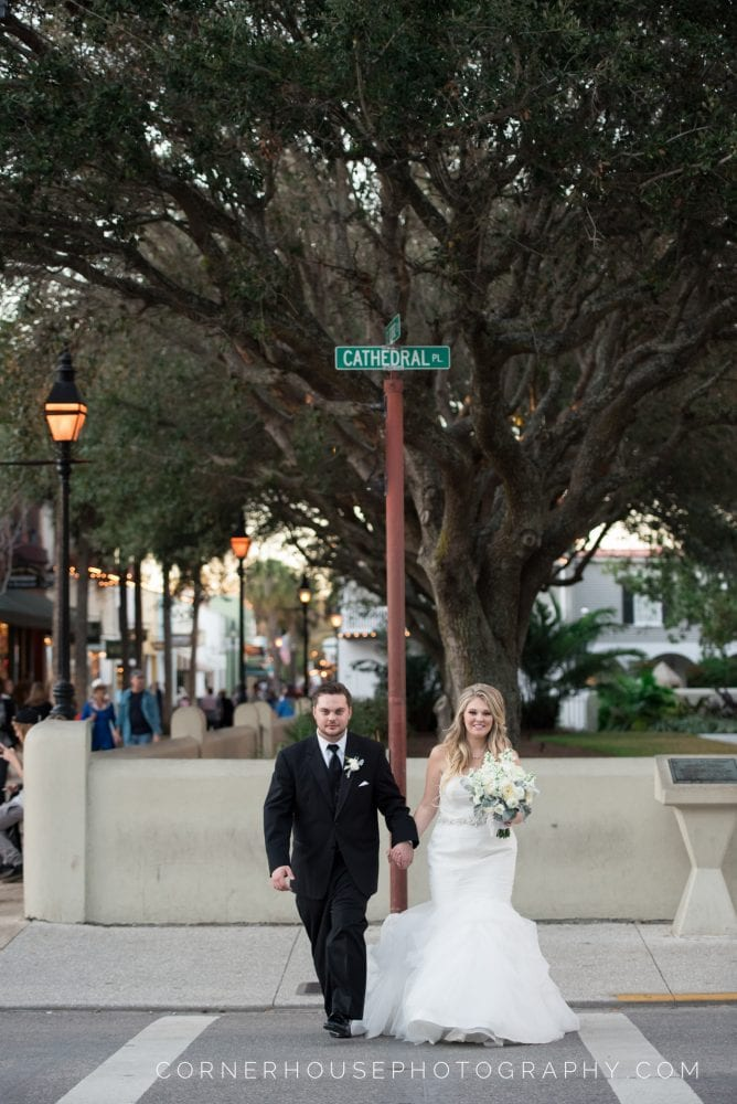 Historic St. Augustine | St. Augustine, Florida | Best Destination Wedding Locations