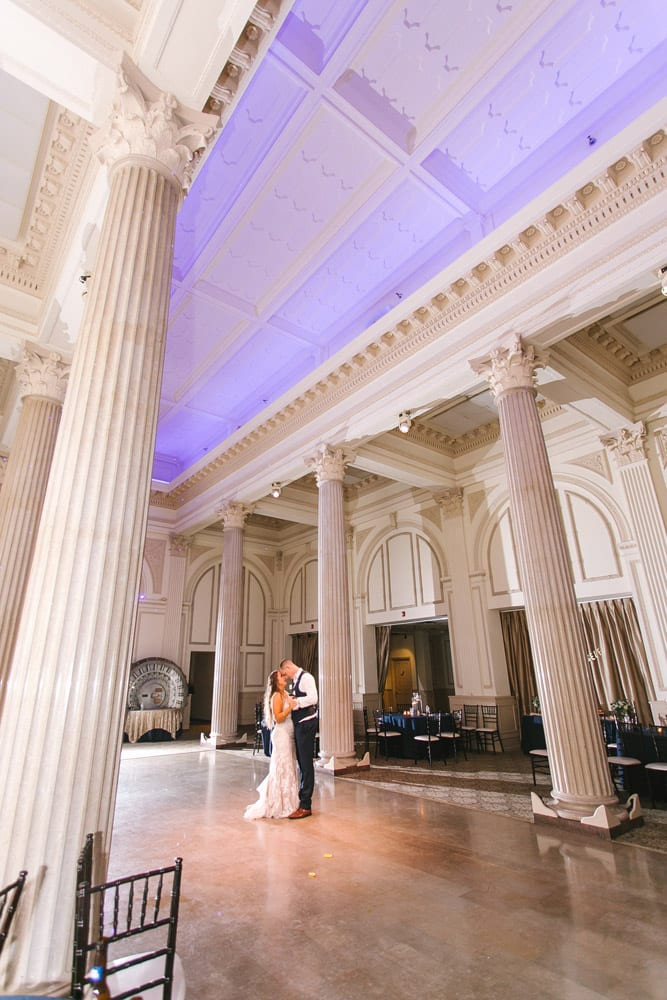 Last Dance | Kara + Kyle | A Local St. Augustine Love Story at The Treasury on the Plaza