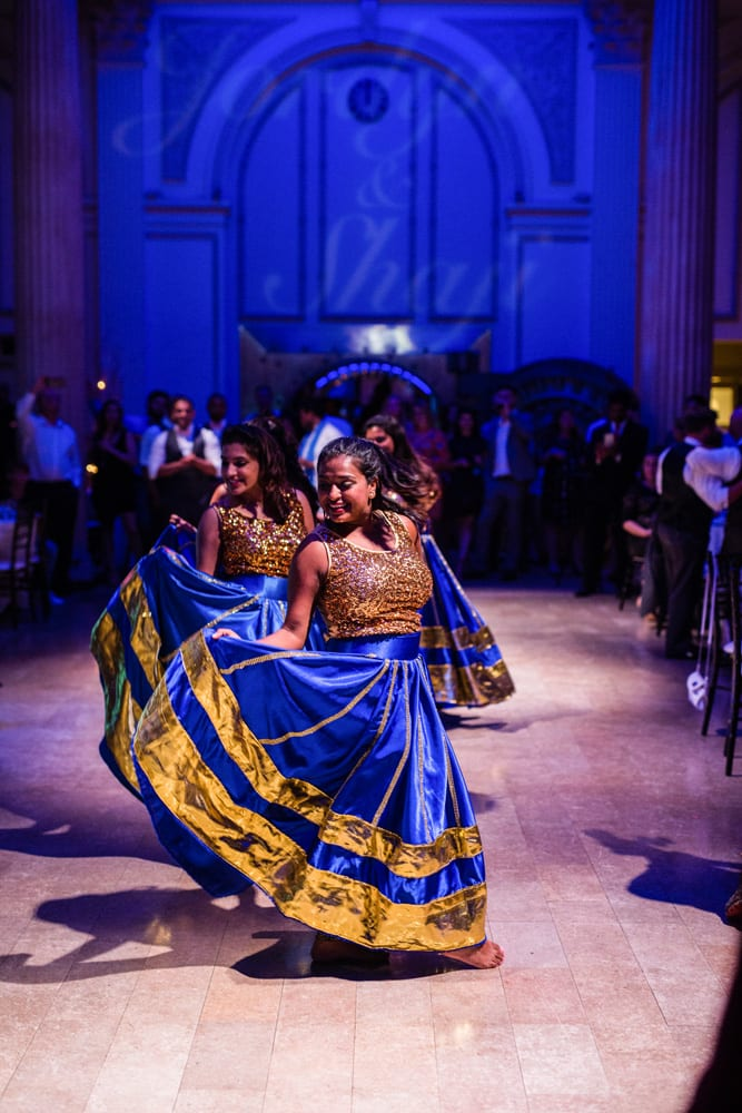 Dancing at The Treasury on the Plaza | 6 Ways to Make Your Wedding Reception More Fun
