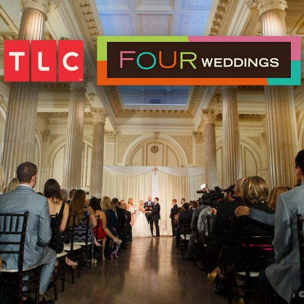 Holly and Austin's Treasury on the Plaza Wedding Featured on Four Weddings Featured Image