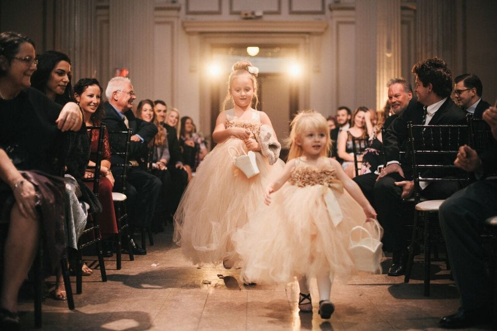 florida winter wedding