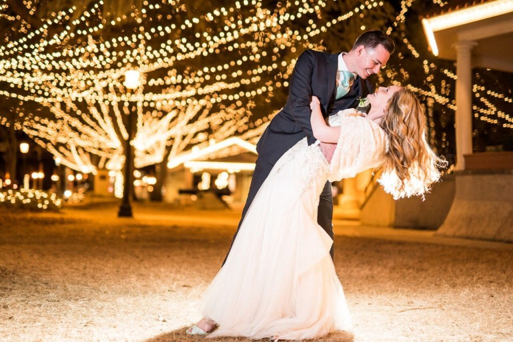 5 Splendid Ways to Take Advantage of Nights of Lights When Planning a Holiday Wedding in St. Augustine Featured Image