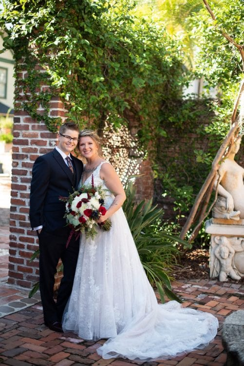 LGBTQ wedding venues | Treasury on the Plaza St. Augustine Florida