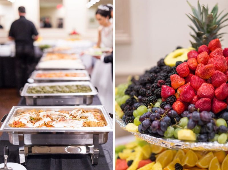 Wedding Catering in St. Augustine