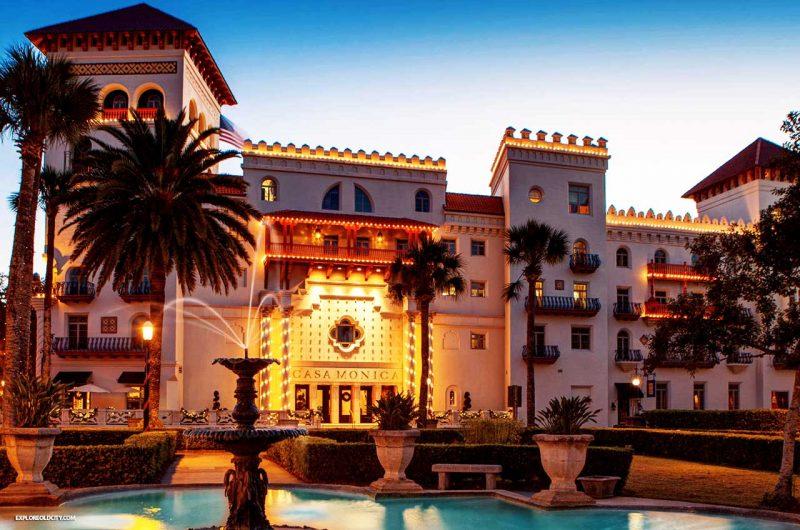 Casa Monica Hotel In St. Augustine