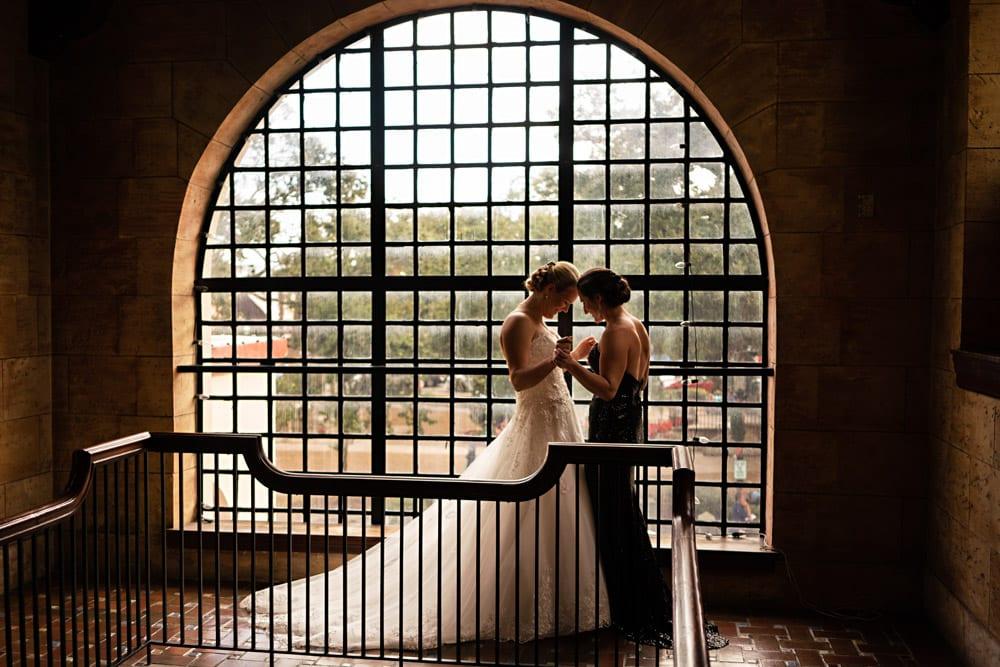 Wedding At Treasury on the Plaza