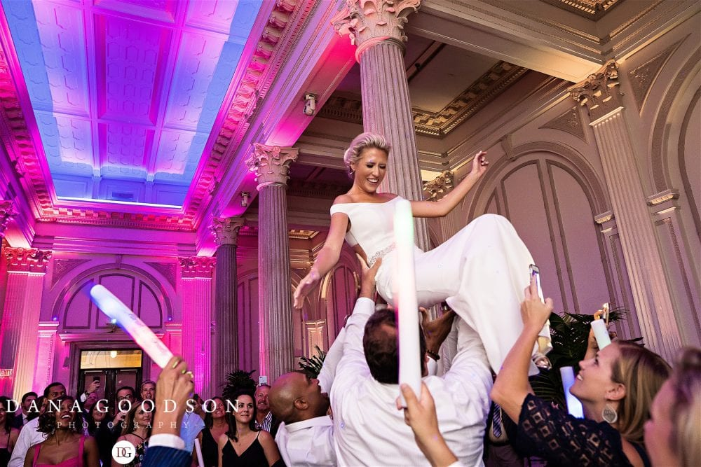 Planning a fun wedding at The Treasury on The Plaza | Meet our team: Lindsay Sarah