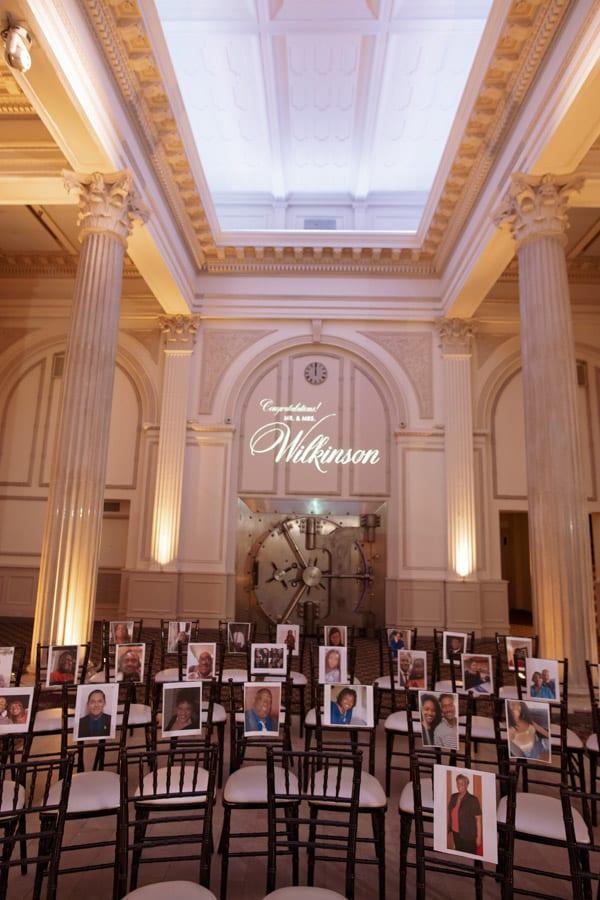 Wedding ceremony | De-Shazo and Jaccara's Surprise Wedding at The Treasury! | St. Augustine Wedding Venue