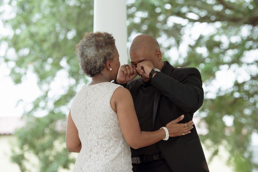 De-Shazo and Jaccara's Surprise Wedding! | St. Augustine Wedding Venue The Treasury on the Plaza