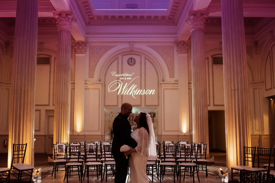 De-Shazo and Jaccara's Surprise Wedding at The Treasury! | St. Augustine Wedding Venue