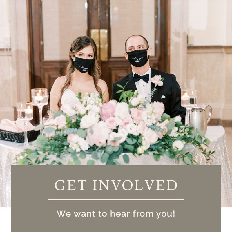 Get Involved with the The Ultimate Guide to Wedding Planning in 2020 and Beyond