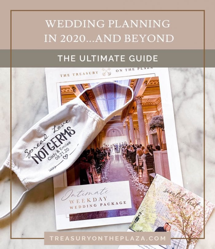 The Ultimate Guide to Wedding Planning in 2020 and Beyond