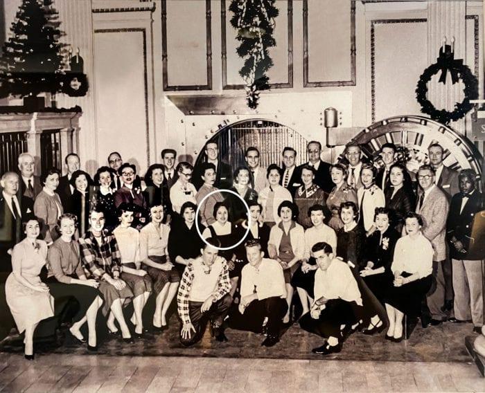 Historic Photo of The Treasury on the Plaza