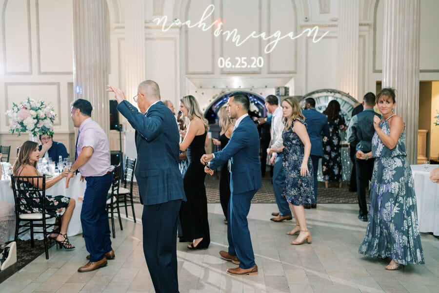 Meagan Noah wedding at The Treasury on the Plaza | Wedding Venue in St Augustine