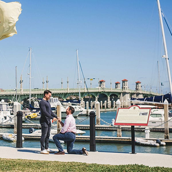 Marriage Proposal Planning Guide: Proposing in St. Augustine Featured Image