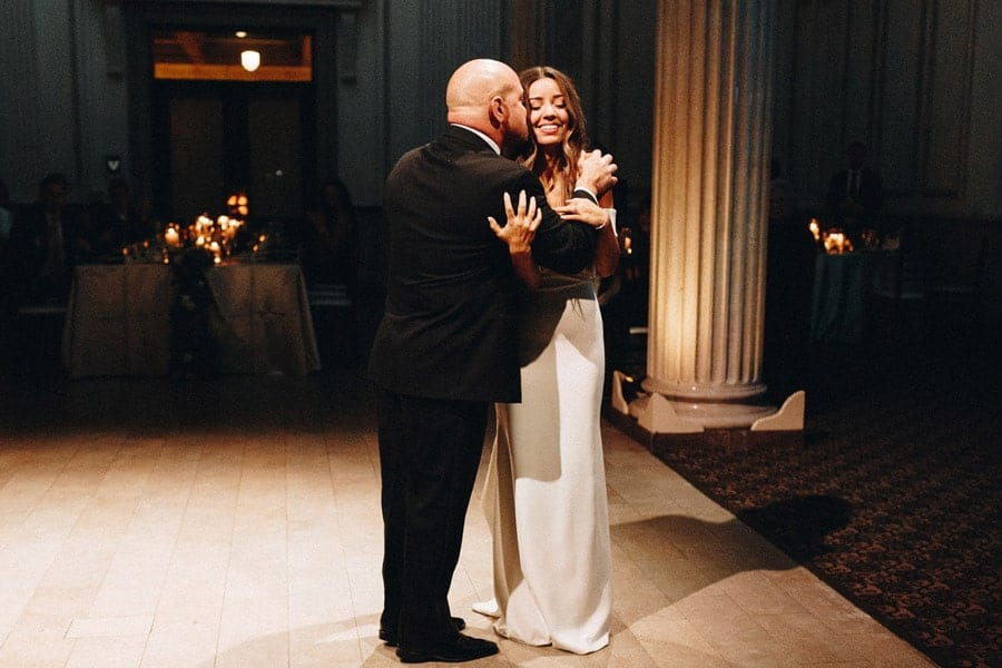 Wedding Reception Photos at The Treasury on the Plaza St. Augustine