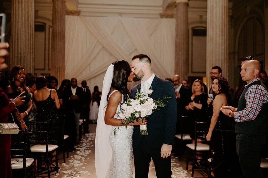 Latoya Matt Signature Wedding at The Treasury on the Plaza