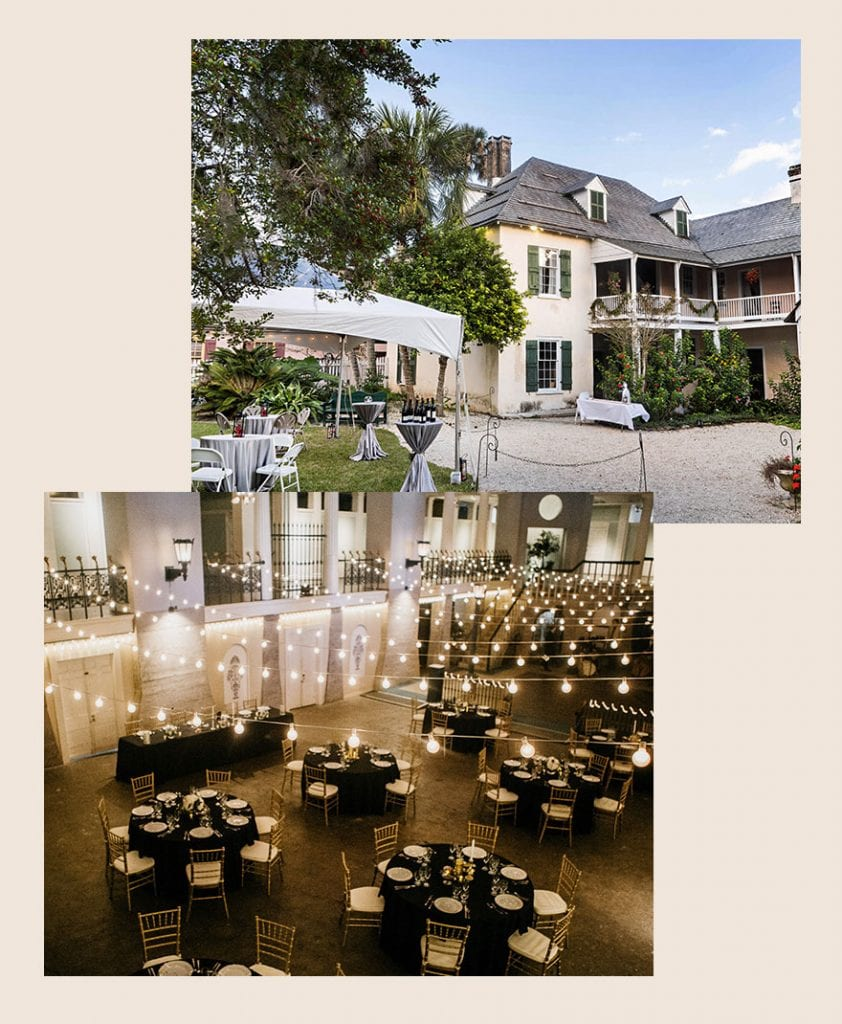 Wedding Rehearsal Dinner Options in St Augustine Florida