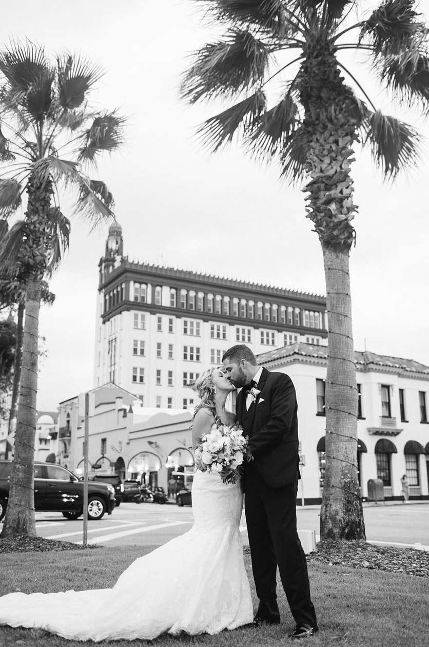 Wedding in St. Augustine