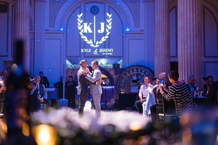 Kyle + Jeremy   A Modern LGBTQ Wedding Celebration Filled with Pride