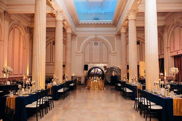 Wedding Reception Meal Styles and Catering Guide