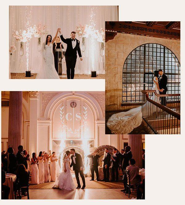 Cristal & Steven Wedding Photo