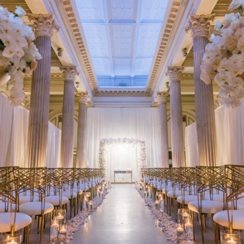 St Augustine wedding packages at The Treasury on the Plaza